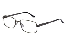 Eyecraft Aden men's gunmetal glass frames