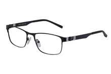Rave Andromeda men's black glass frames