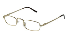 Eyecraft Aussie unisex gold glass frames