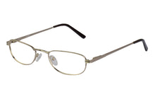 Eyecraft Banjo unisex gold glass frames