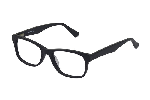 Eyecraft Bounce kids black glass frames