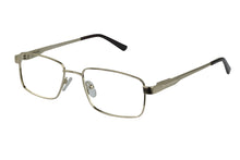Eyecraft Brody men's gold glass frames