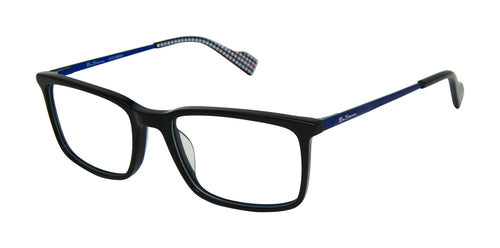 Ben Sherman Chester men's black glass frames