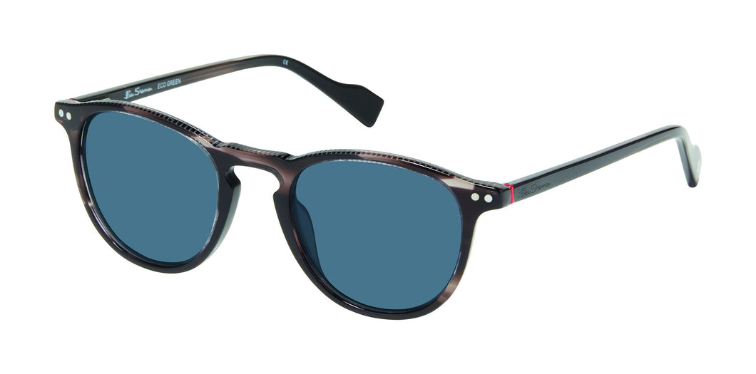Ben Sherman Grove men's grey sunglass frames