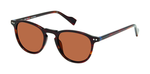 Ben Sherman Grove men's brown sunglass frames