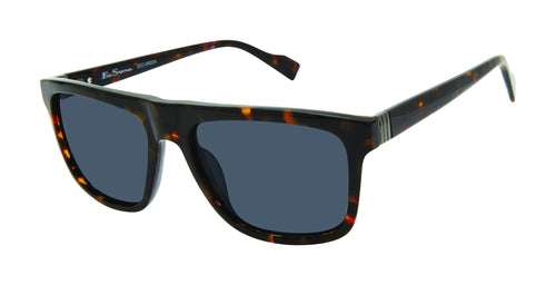 Ben Sherman Kings men's tortoise sunglass frames