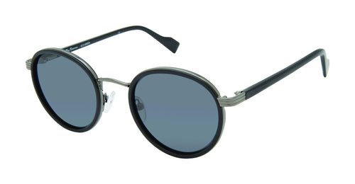 Ben Sherman Manchester men's black sunglass frames