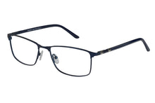Rave Carson men's blue glass frames