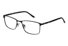 Rave Carson men's black glass frames