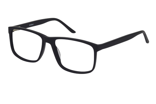 Eyecraft Commanche men's black glass frames