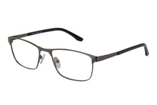 Rave Ferguson men's gunmetal glass frames