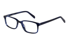 Eyecraft Harper men's navy glass frames