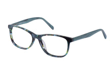 Eyecraft Heidi womens green glass frames