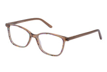 Eyecraft Kona womens brown glass frames