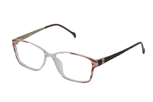 Eyecraft Meadow womens beige glass frames