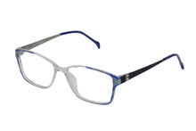 Eyecraft Meadow womens blue glass frames