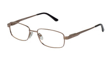 Eyecraft Russell men's gold glass frames