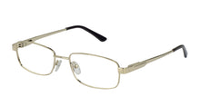 Eyecraft Russell men's gunmetal glass frames
