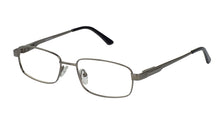 Eyecraft Russell men's black glass frames