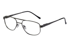 Eyecraft Rusty men's gunmetal glass frames