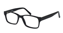 Eyecraft Trenton men's black glass frames
