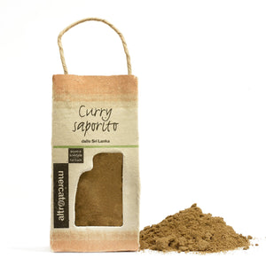 CURRY SAPORITO SRI LANKA | COD. 00000084 | 20 g