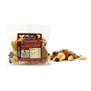 MIX DI FRUTTA SECCA ASSORTITA | COD. 00000167 | 100 g