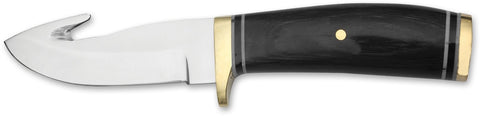 Leopard 21 cm tapered tang skinning knife