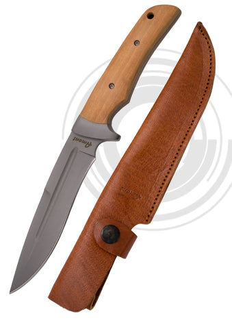 Third hunting knife