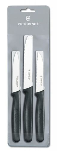 VICTORINOX SWISS CLASSIC 3 PIECE PARING KNIFE SET