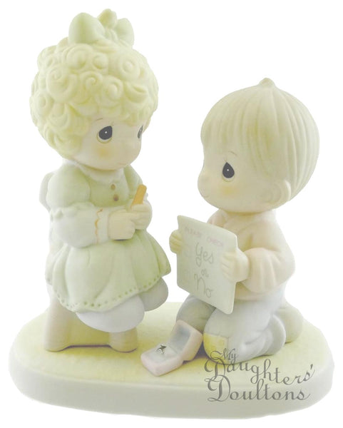 Precious Moments - Wishing you a Perfect Choice   520845