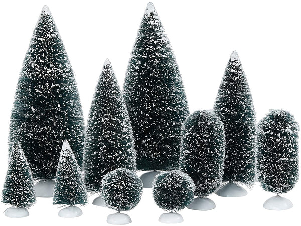 Bag-o-Frosted Topiaries  56.52996