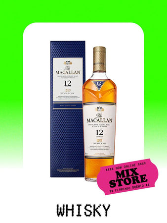 Macallan Double Cask 12y