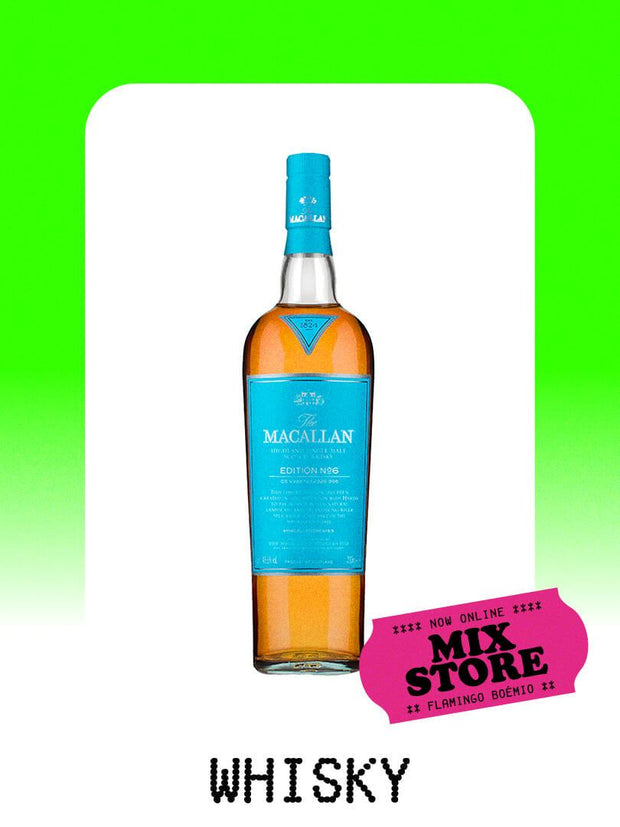Macallan Edition nº6