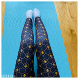Bee Kind LOUNGEWEAR Leggings