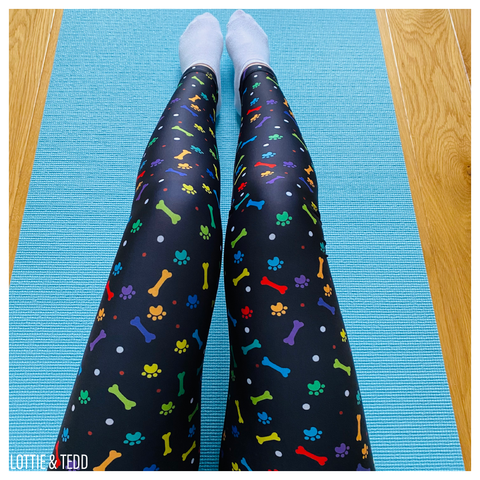 Pawsome! ACTIVEWEAR leggings