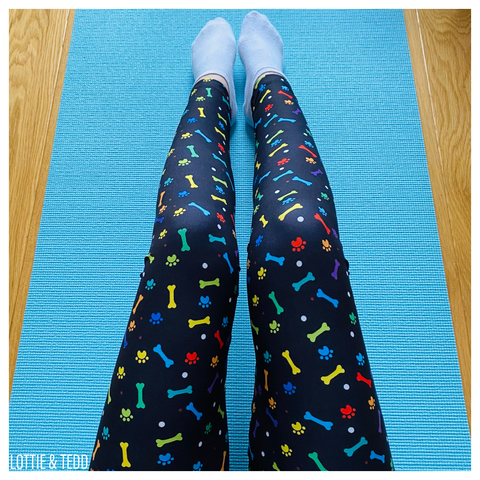Pawsome! LOUNGEWEAR Leggings