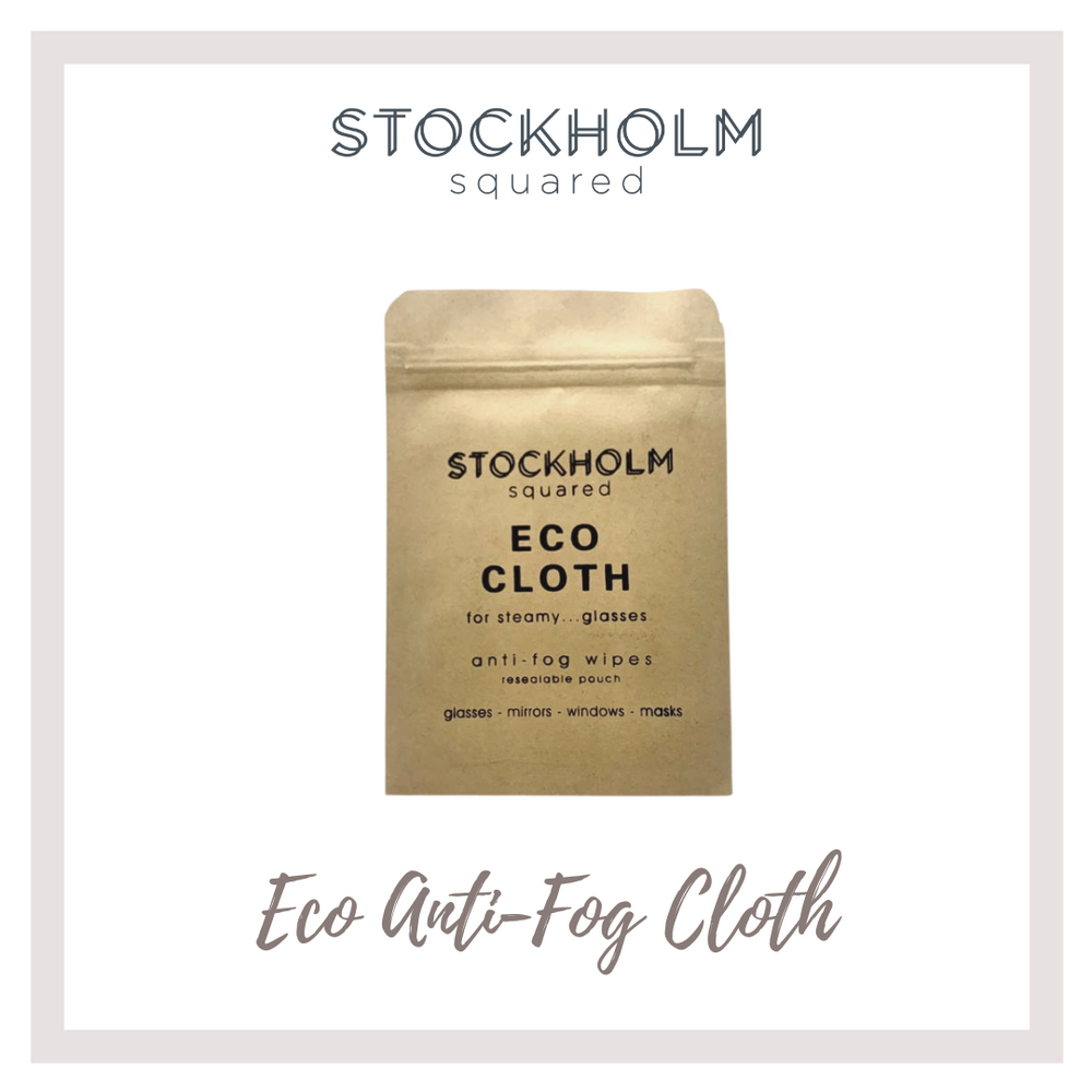 Eco Anti Fog Cloth x 5 pack