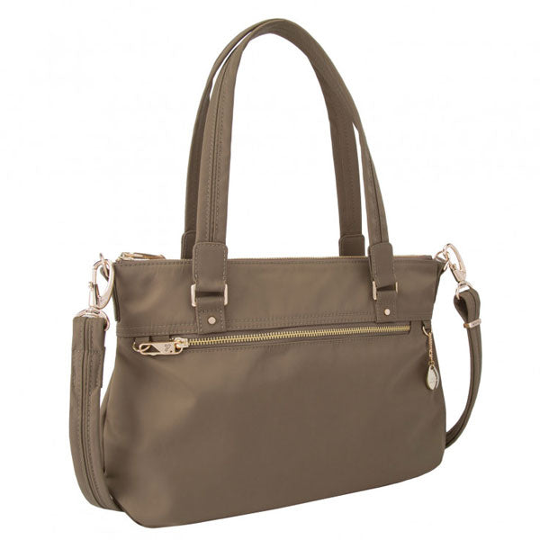 Sac à bandoulière antivol Satchel Tailored