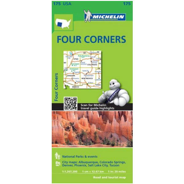 Carte ''Four Corners''