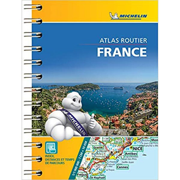 Mini atlas routier France