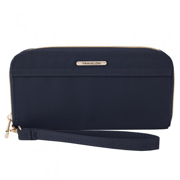 Portefeuille anti-RFID Clutch Tailored