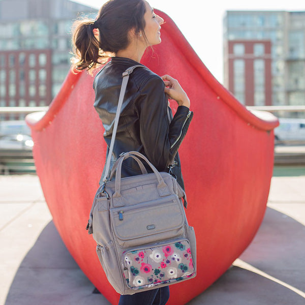 Fourre-tout convertible RFID Via Tote