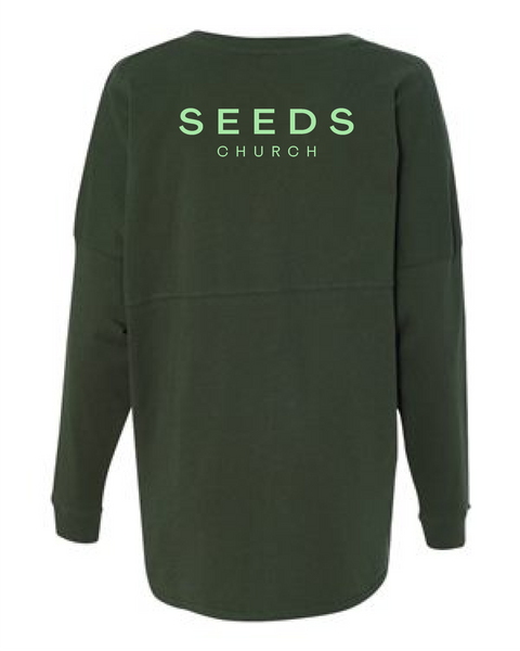 SEEDS EMERALD LONG SLEEVE JERSEY
