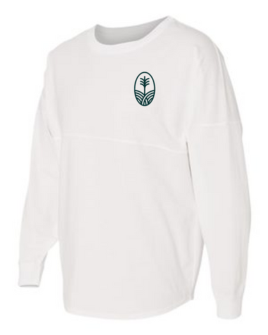 SEEDS WHITE LONG SLEEVE JERSEY