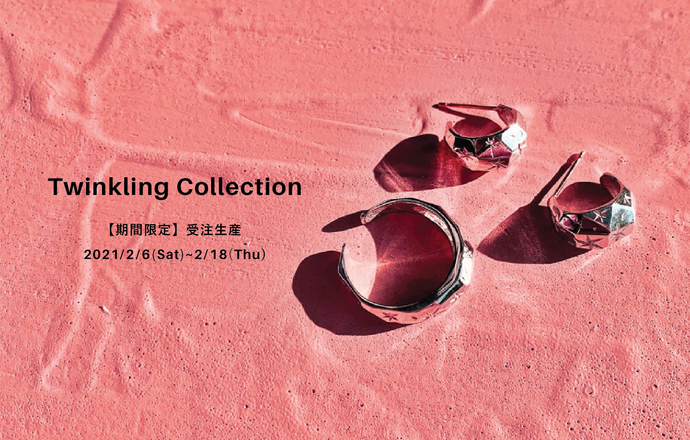 Twinkling Collection | Limited time order production