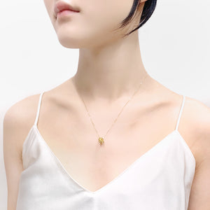 Stardust Necklace/K18 Yellow Gold