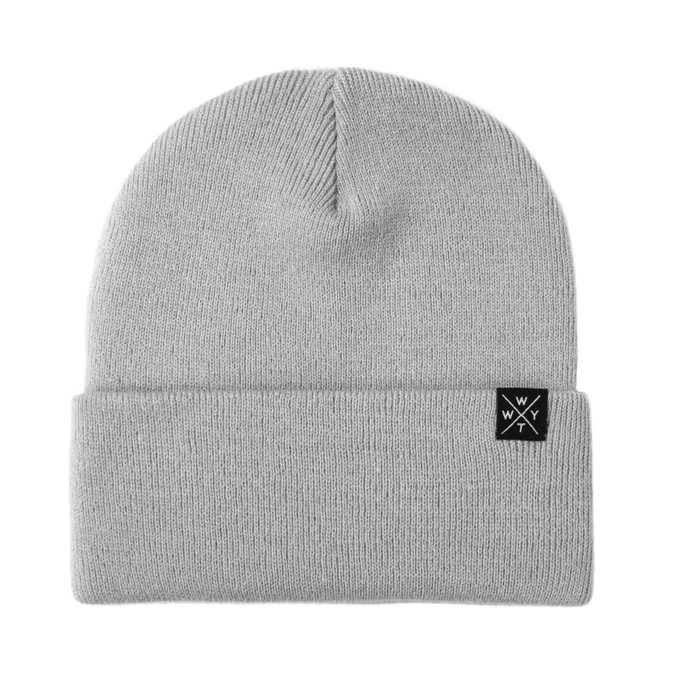 Beanie – Light Grey