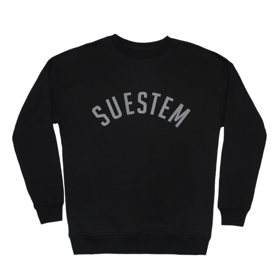 Sweatshirt Suestem - Black