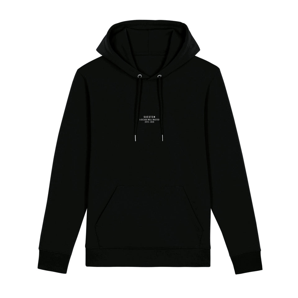 Hoodie Icons – Black (Decade Special)